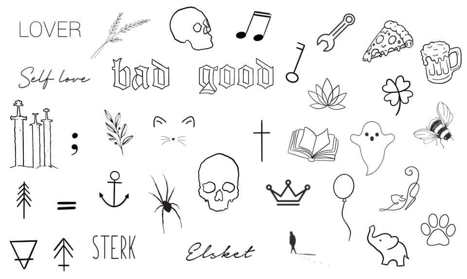 tattoo, weekend, billett, motiv, størrelser, kan, studioet, lokalet, har, komme, arrangementet, korona, munnbind,